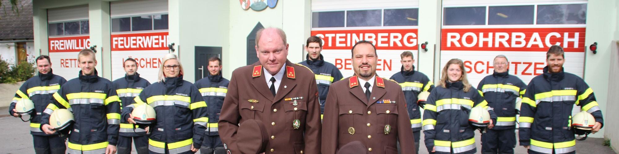 Feuerwehr Steinberg